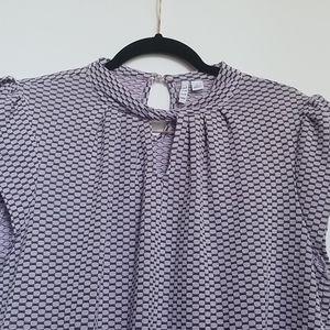 Lavander blouse